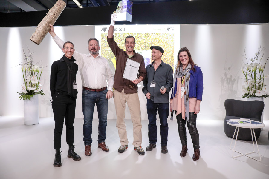 Textile trends and know-how for contract planners: HEIMTEXTIL 2019 | Industry News