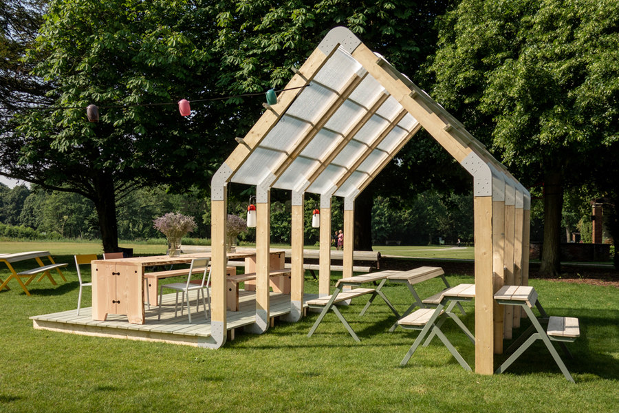Supporting captivating spaces: Weltevree Frame House | Novita del settore