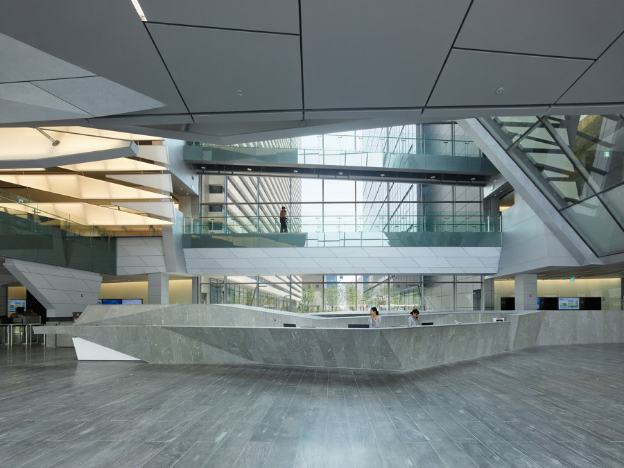 LET'S BLUE-SKY THIS!: NEW OFFICES BUILDINGS | News