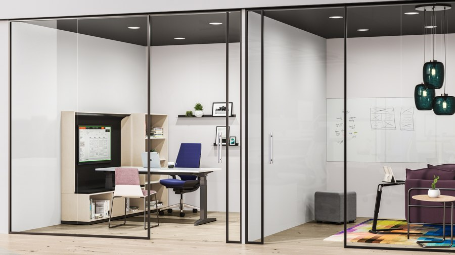 Meet the new neighbours: Steelcase's Share It Collection | News