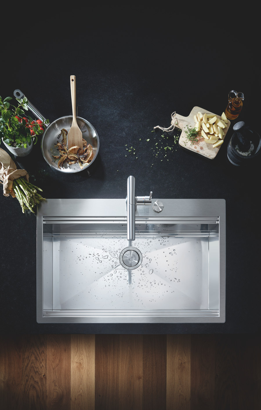 Let it sink in: GROHE | News
