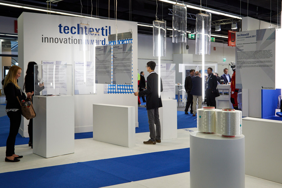 Living in a material world: Techtextil | News