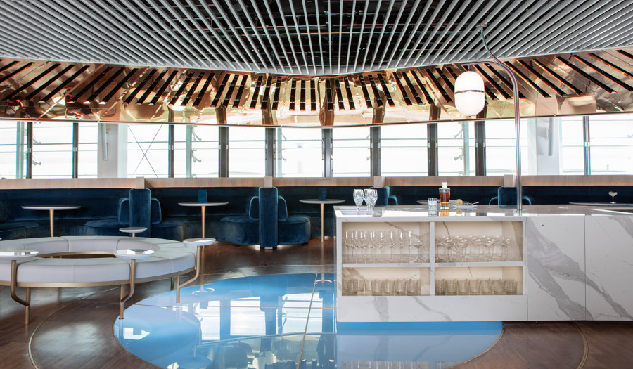 Sky's the limit: new airport lounges fly high | News