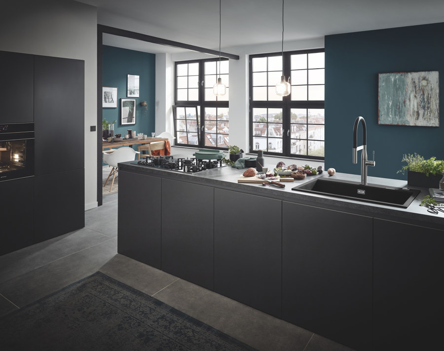 Making waves: GROHE's innovations for 2019 | Novedades