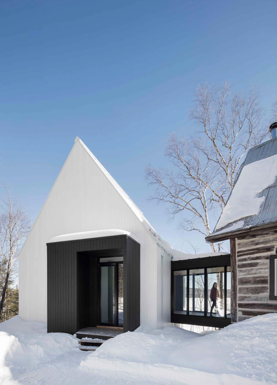 Spaced out: new residential extensions   News