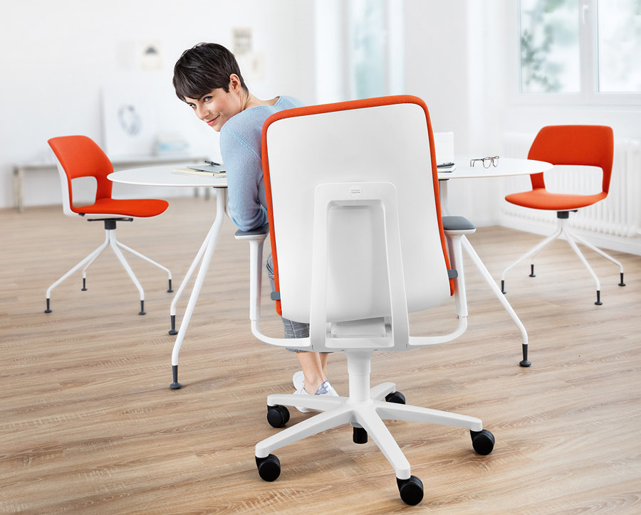 Don't stop me now: the AT office chair from Wilkhahn | Nouveautés