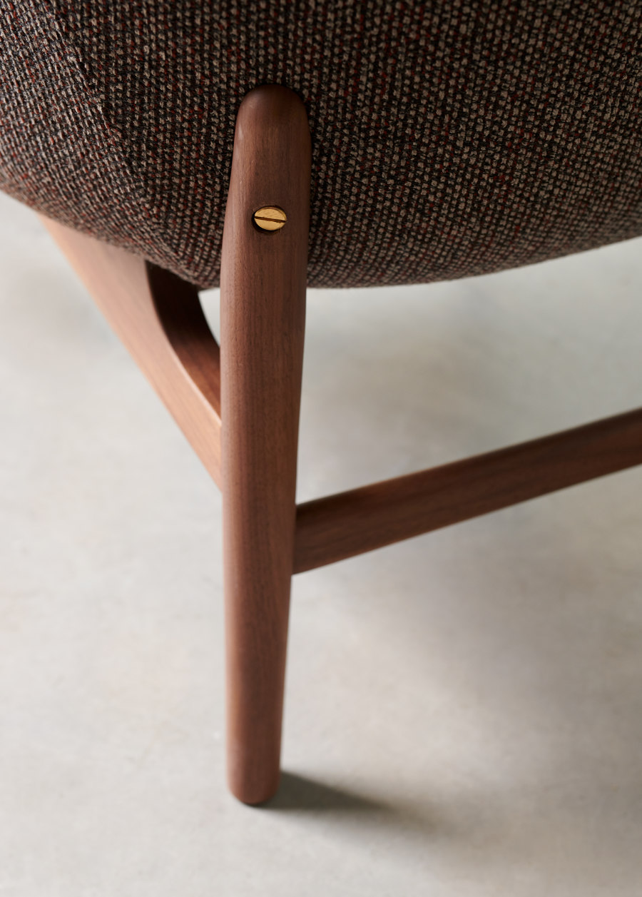Drop anchor: Harbour Lounge Chair by MENU | News