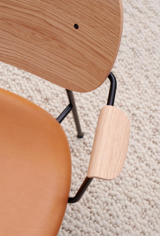 Light on its feet: Co Lounge Chair by MENU | News