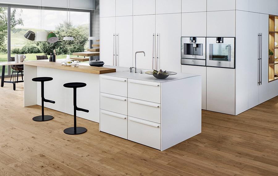 Küchenarchitektur: Leicht