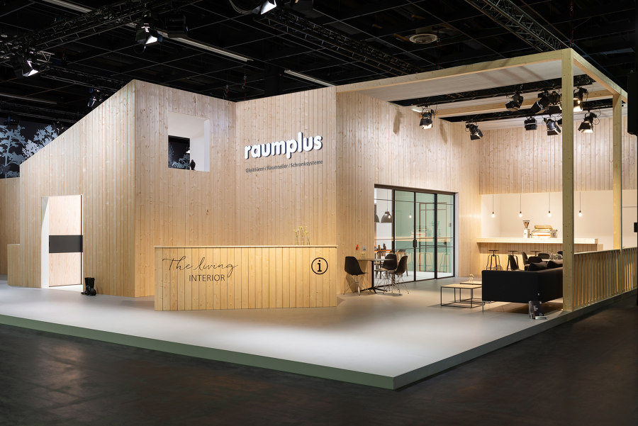 Pull up to the bumper: Raumplus | Nouveautés