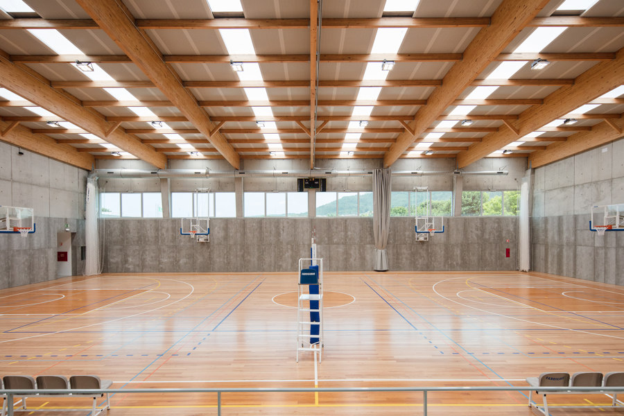 Fun and games: new sports centres | News