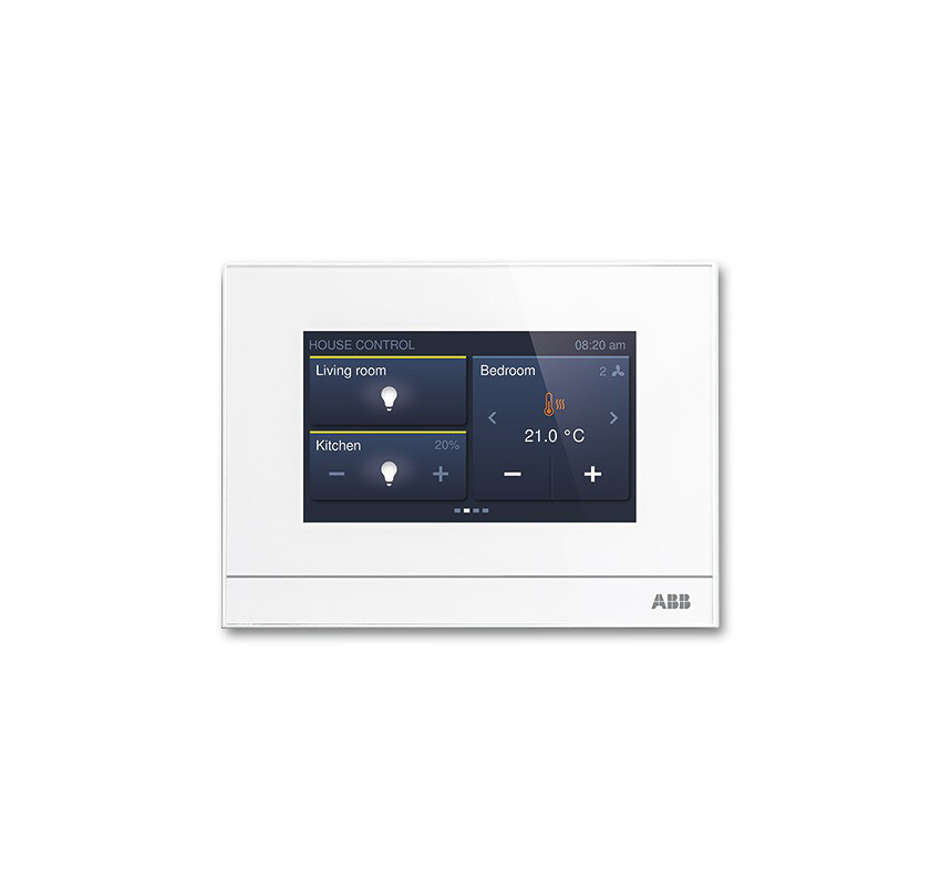 Under your thumb: ABB-free@home by Busch-Jaeger | News