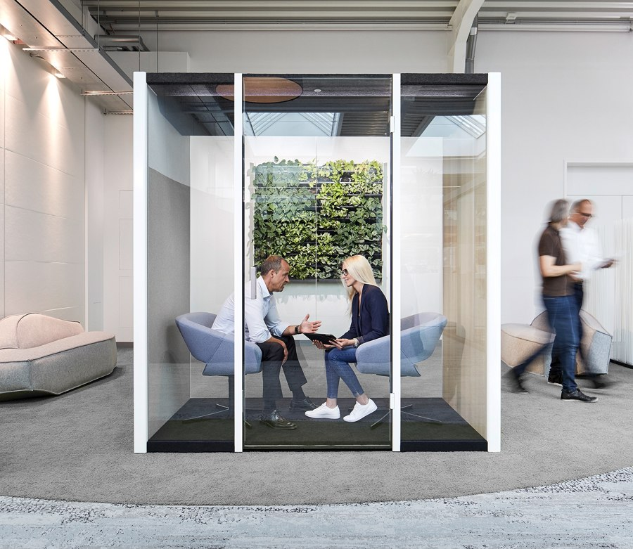 Ruhe im Quadrat: Bosse Cube 4.0 | Aktuelles