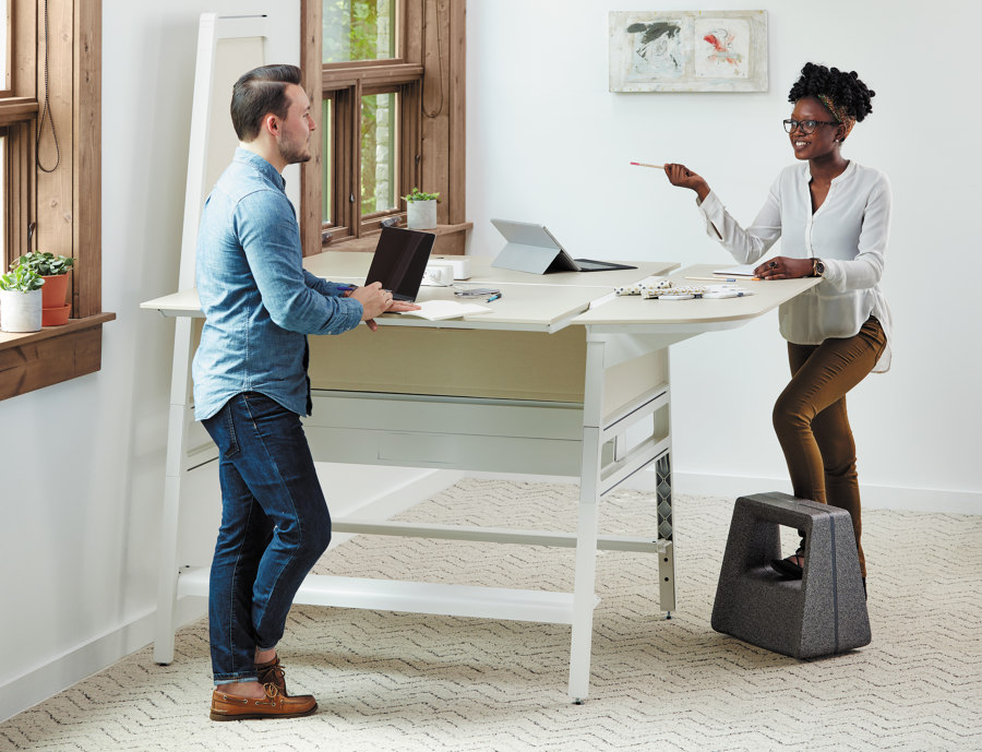 The tables are turning: Steelcase Bivi | News