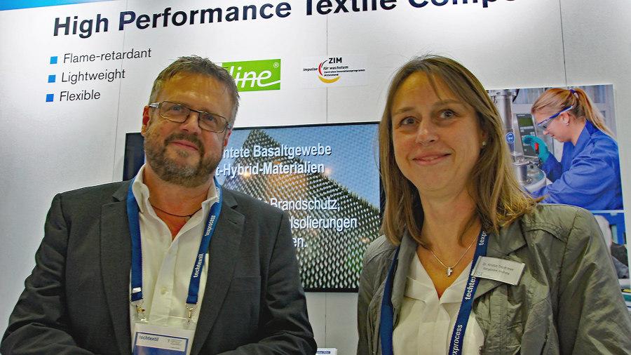 Mehr als Leichtbau: Techtextil 2019 | Industrie News