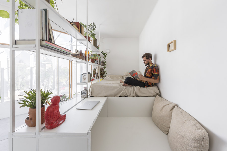 Up close and personal: micro-living spaces | News