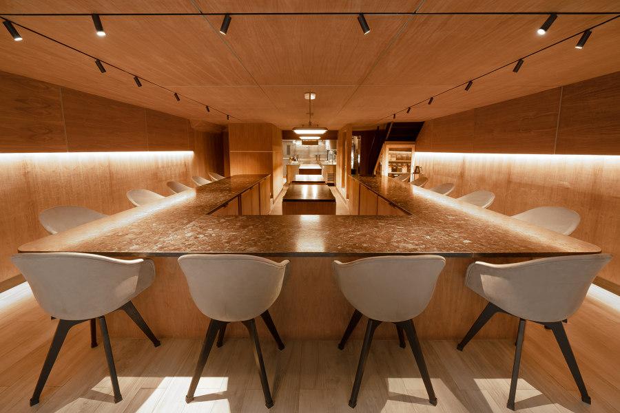 Feast your eyes: Atomix Restaurant x BoConcept | News