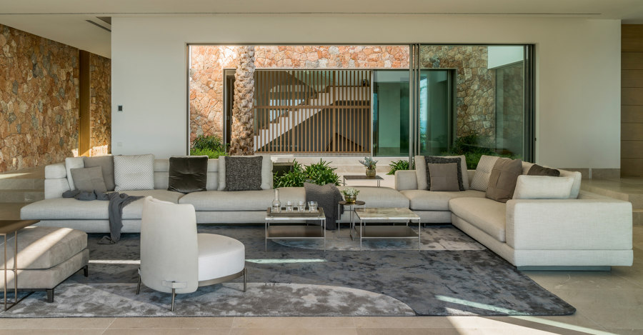 Home away from home: Minotti | Novità