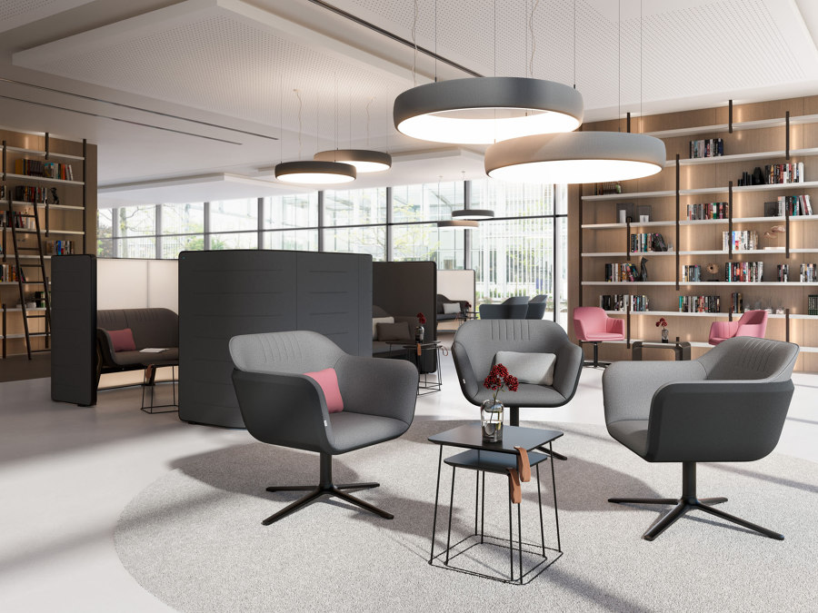 New Work City: Interstuhl Splaces and HUB | News