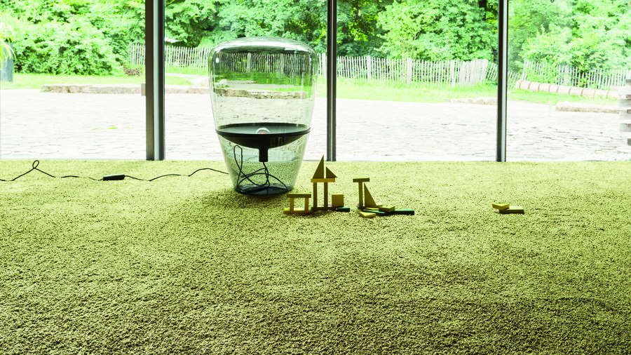 Going in circles: OBJECT CARPET | News