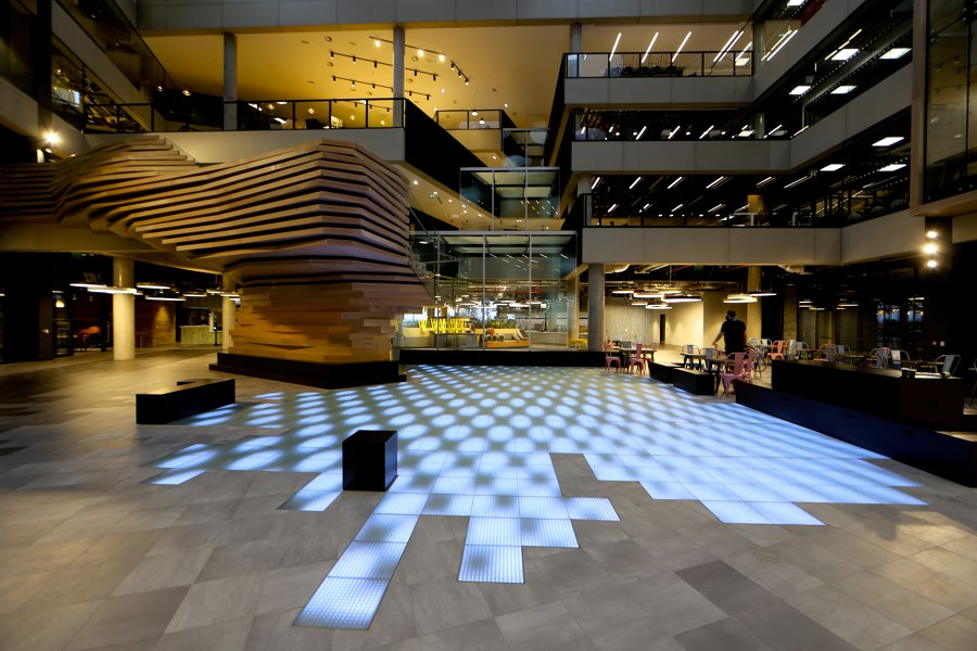 Freedom for flooring!: ASB Glassfloor | News
