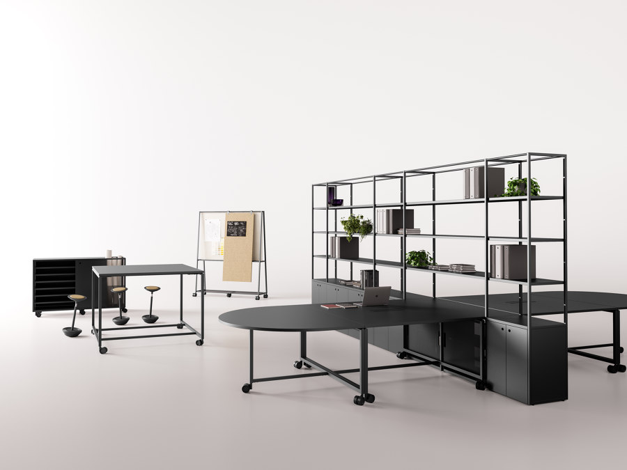 Out of office is so yesterday: Fantoni Atelier | News