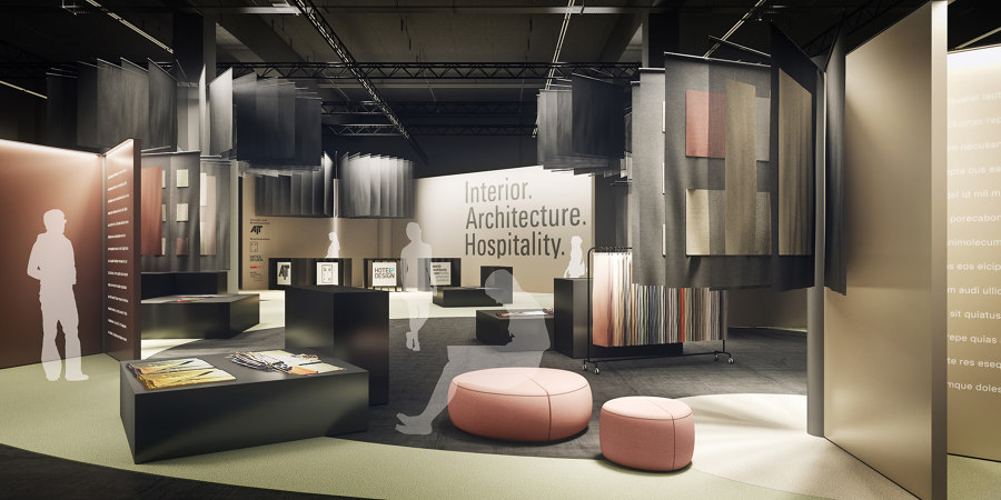 Interior.Architecture.Hospitality by Heimtextil | News