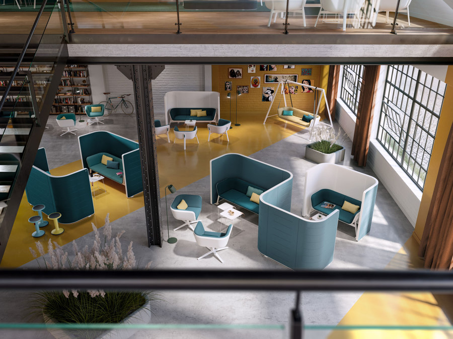 The future of work: Interstuhl | News
