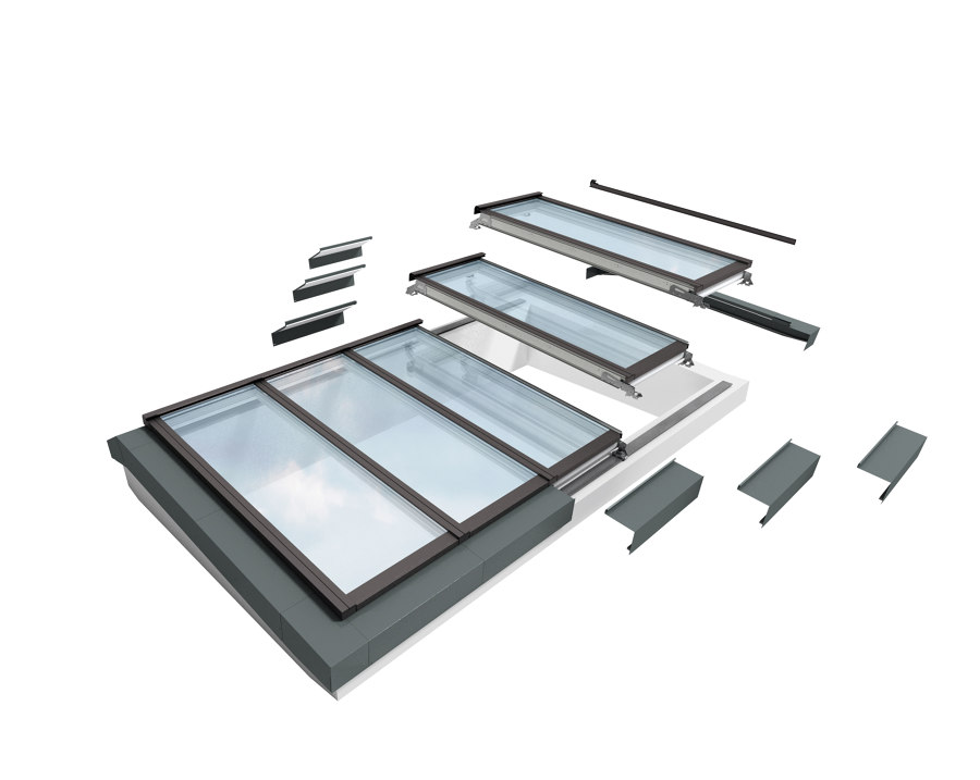 Above us only sky: VELUX Modular Skylights | News
