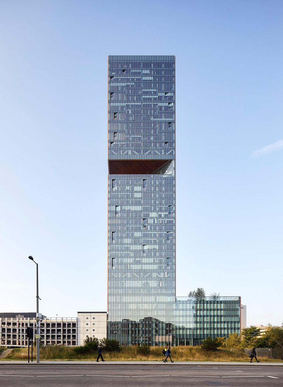 Living the high life: residential towers | News