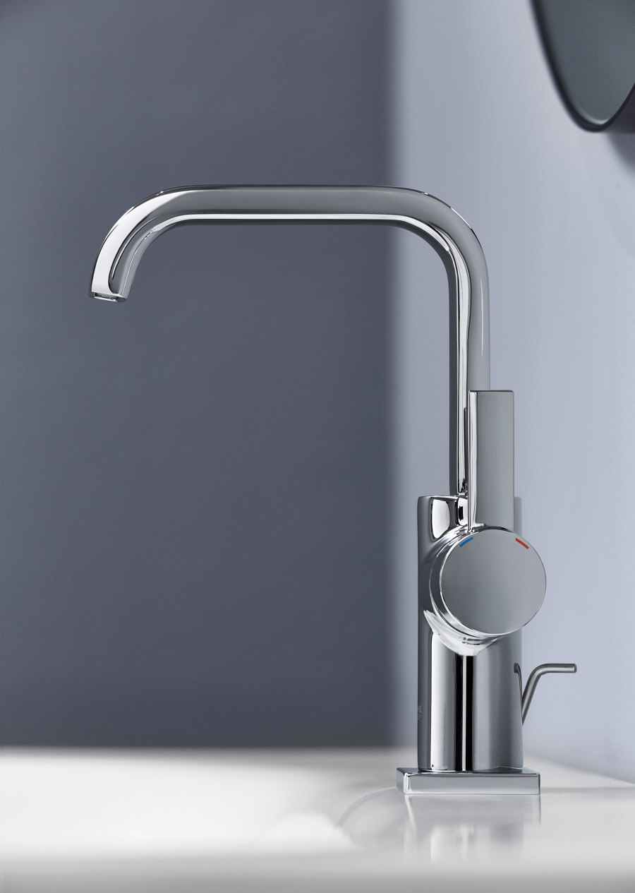 Squaring the circle: GROHE Allure | News