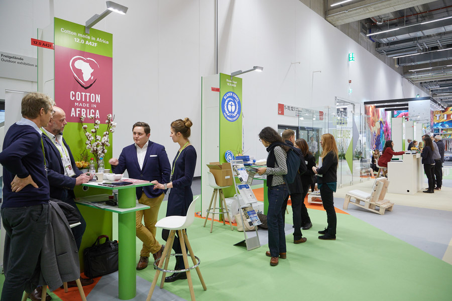 Heimtextil: Green solutions in focus | Design