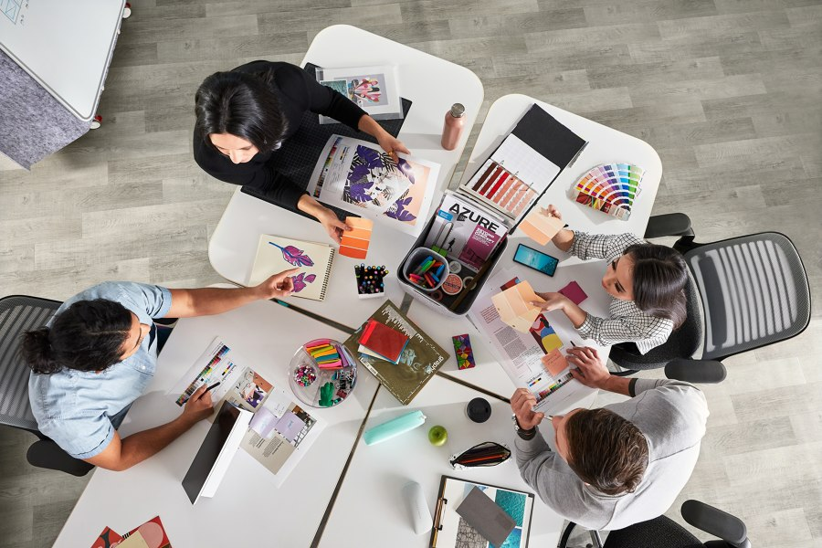 Hyper-collaboration: Steelcase's research-driven approach | News