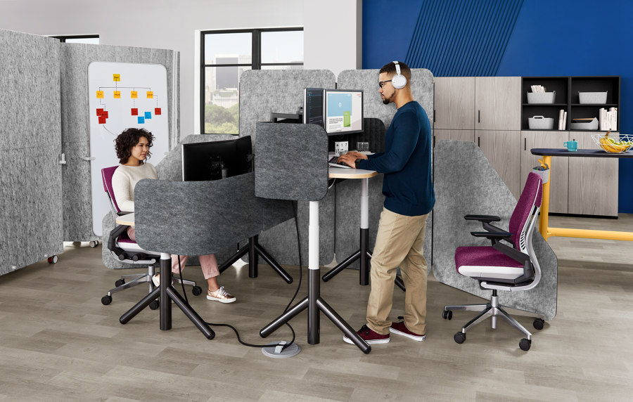 Flex appeal: Flex collection from Steelcase | Novedades