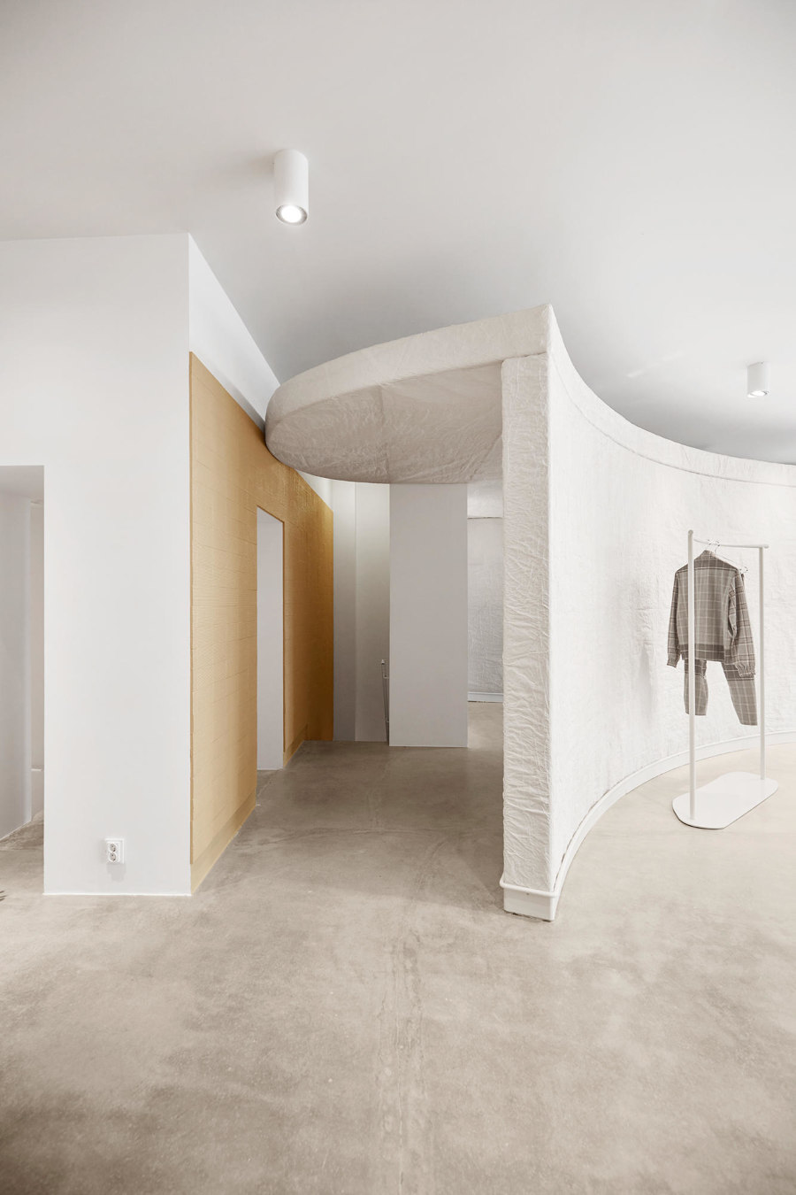Pure fabrication: textiles in architecture | News