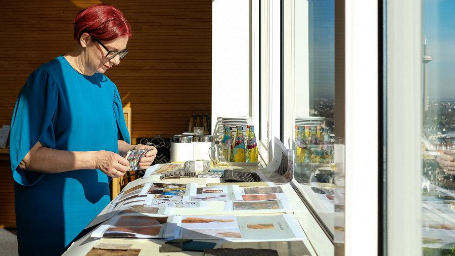 Woman of the cloth: Stijlinstituut Amsterdam's Anne Marie Commandeur | News
