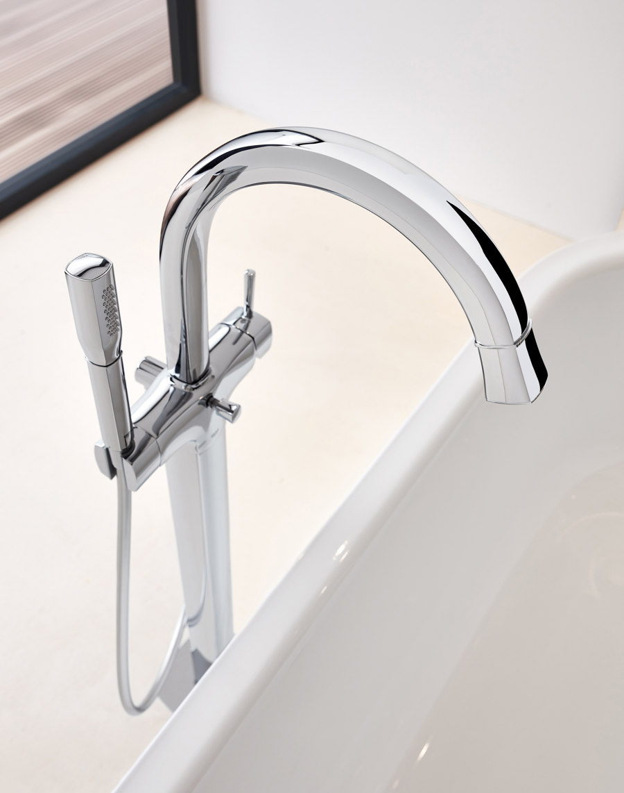 Perfect synthesis: GROHE Grandera | News