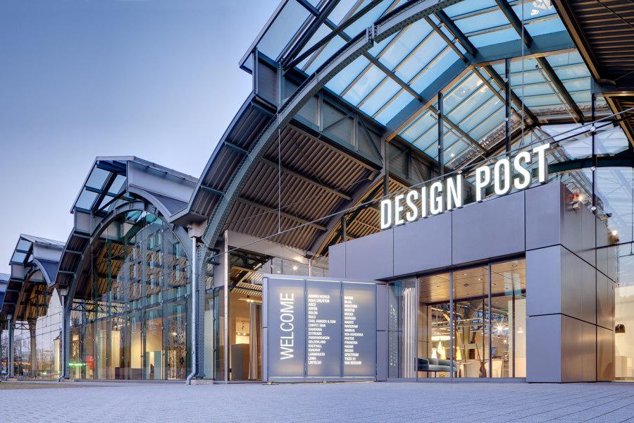 The full package: Design Post | News
