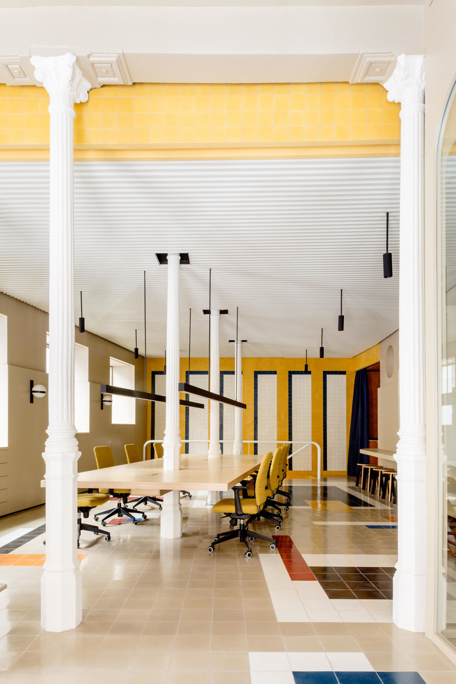 Re:work – adaptive reuse in office interiors | News