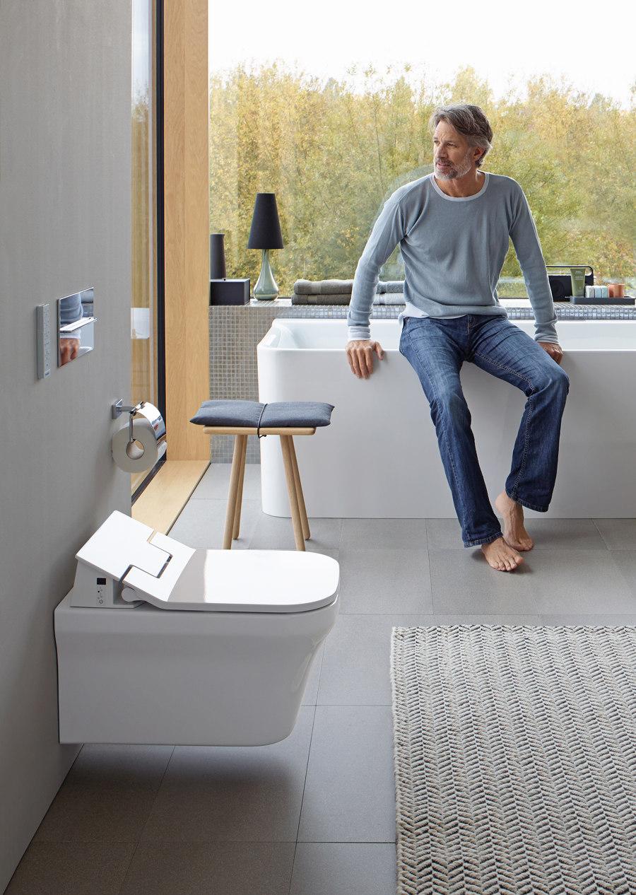 Bathroom bells and whistles: DURAVIT SensoWash® Slim | News
