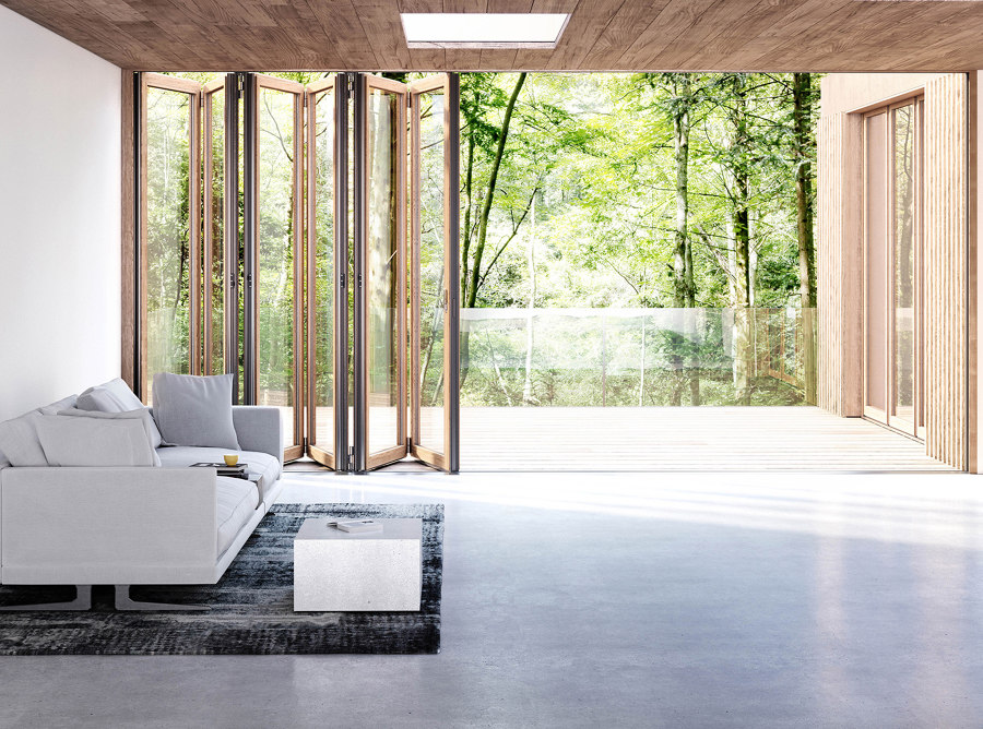 Symbiosis of room and nature: Solarlux | News