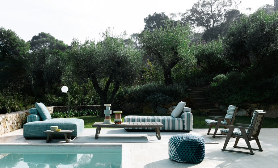 The best things come in threes: B&B Italia Outdoor | News