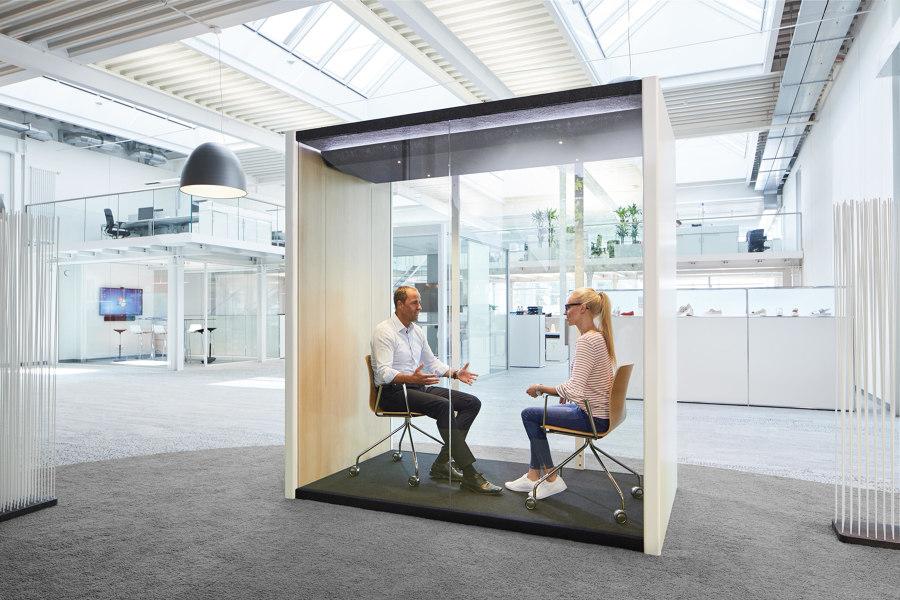 Orte der Ruhe: Human Space Cubes von BOSSE   Aktuelles