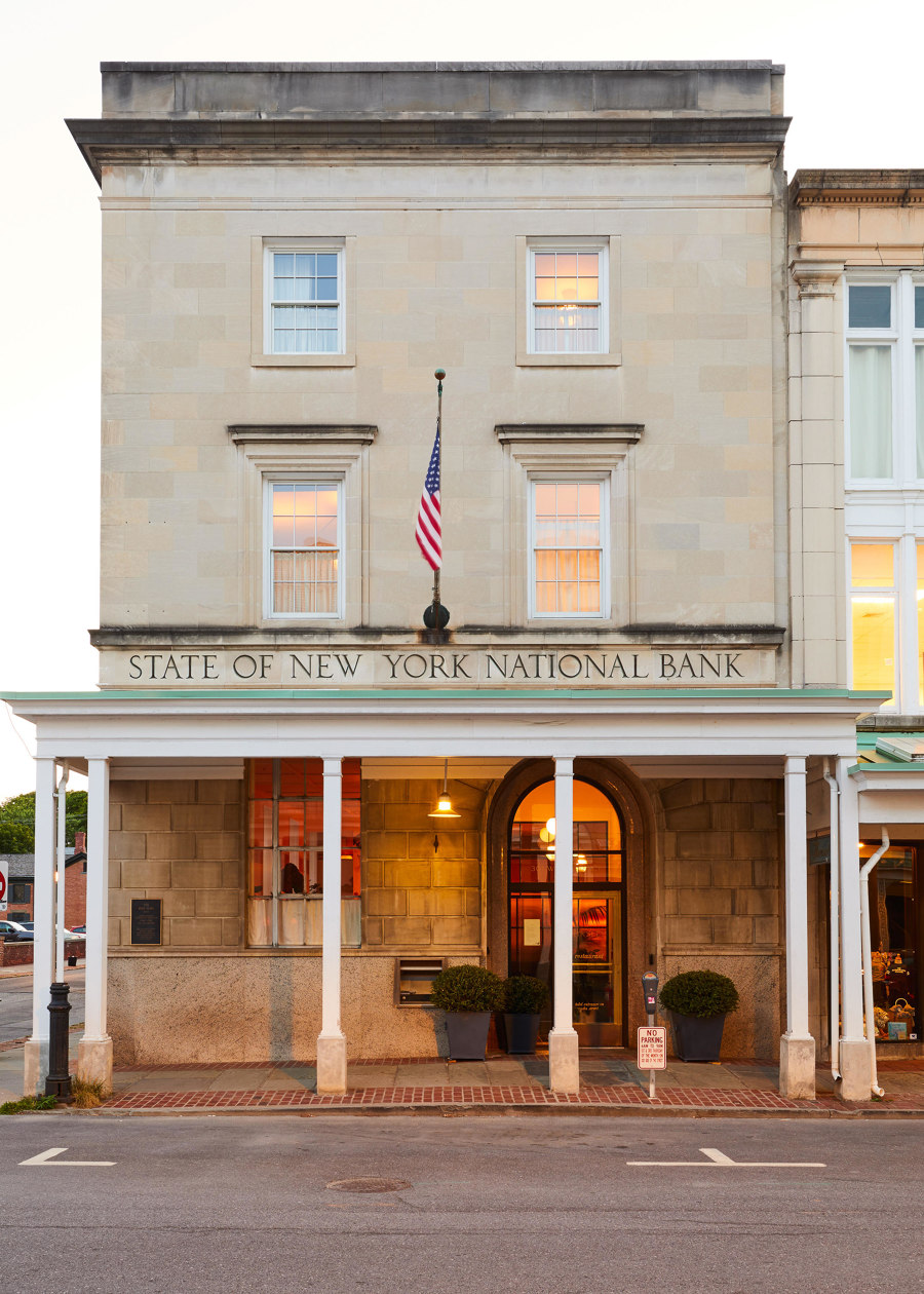 A change is as good as a rest: adaptive reuse in hotel design | News