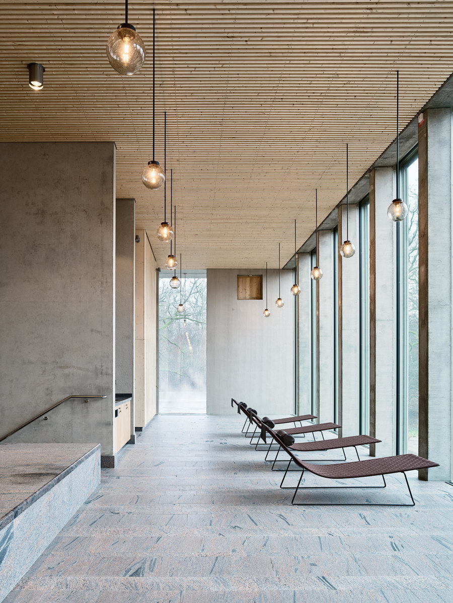 All well and good: new health-spa design   News