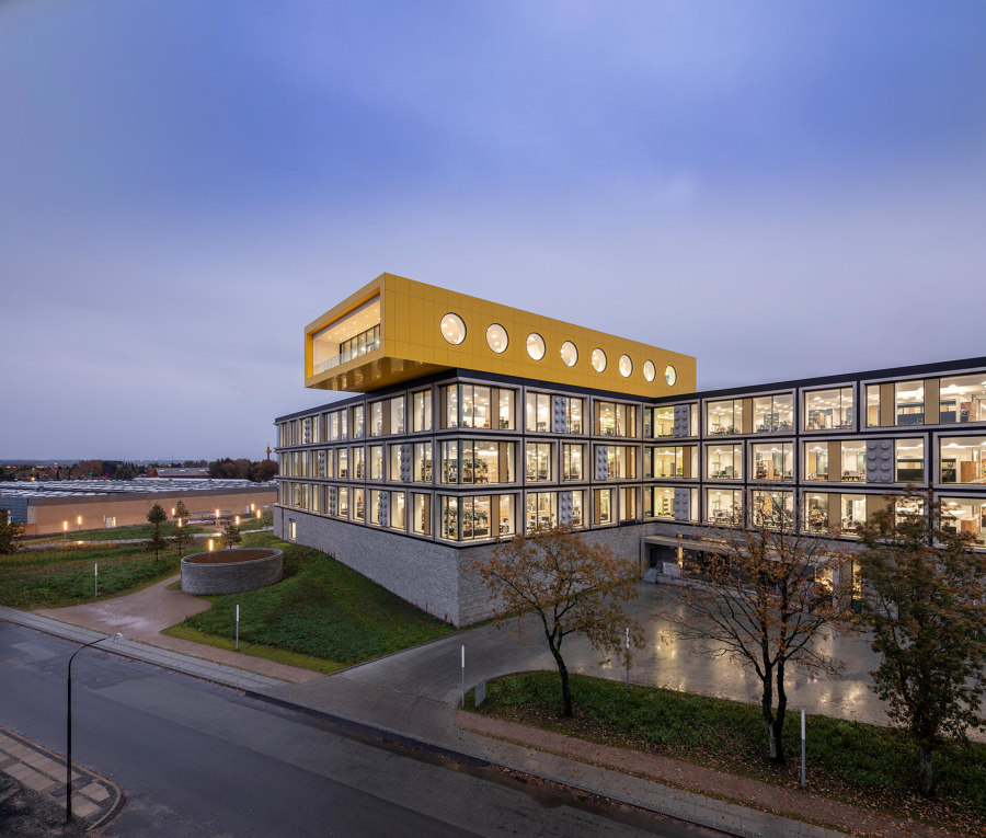 Brand building: the corporate campus expresses itself | News