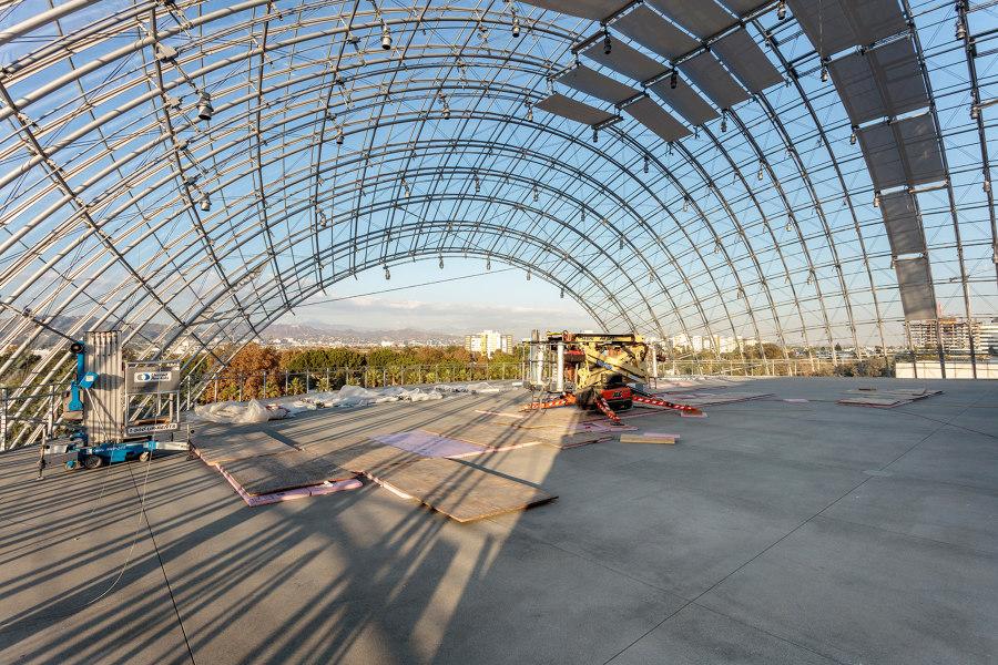 Glass ceiling: Saflex® Structural | News