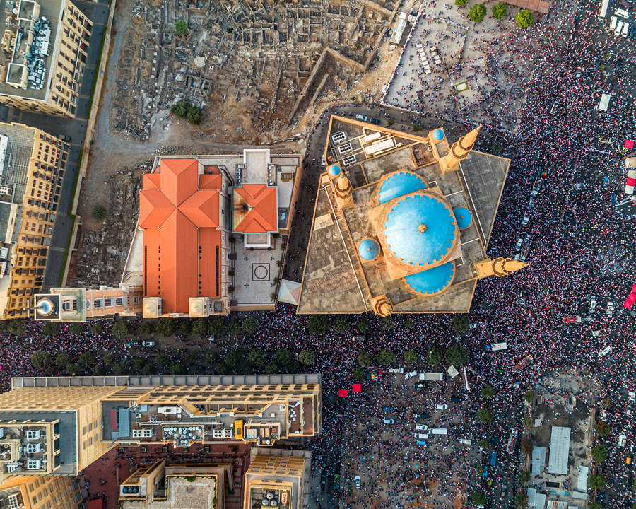 Public Spaces: Places of Protest, Expression and Social Engagement | Architecture