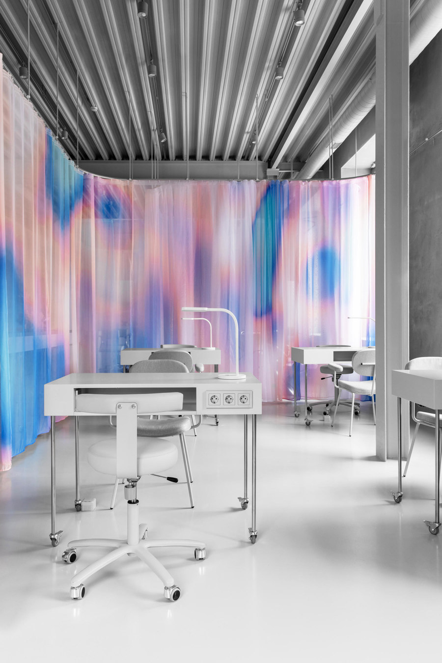 Flexible friends: Textiles in architecture | News