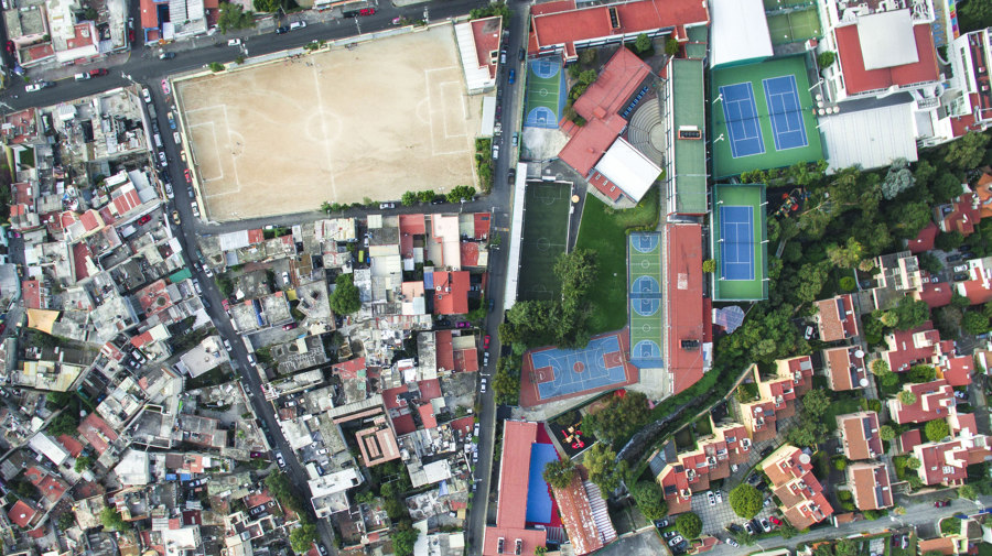 Social Inequality, As Seen From The Sky | Architecture